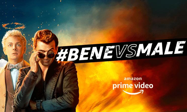 Amazon Prime Video Italy